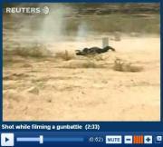 Un journaliste palestinien abattu par Tsahal