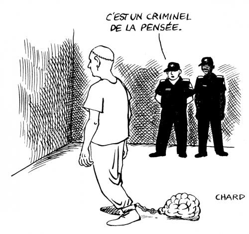 chard,dessin,pensée,police politique