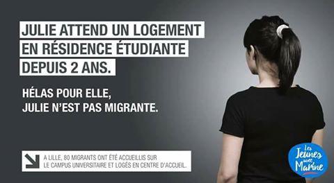 fn,tract,logement,étudiants,migrants,clandestins,immigrés illégaux,invasion migratoire,crise du logement