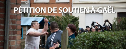 calais,clandestins,immigrés,migrants,gael,pétition,soutien