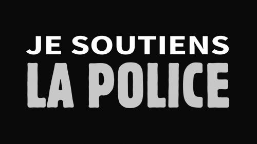 je soutiens la police,fn,front national,le pen vite,laxisme,impunité