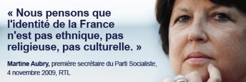 aubry,citation,identité française,ethnique,