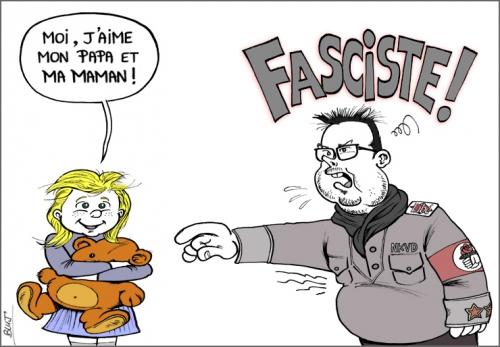 demorand,famille,fasciste
