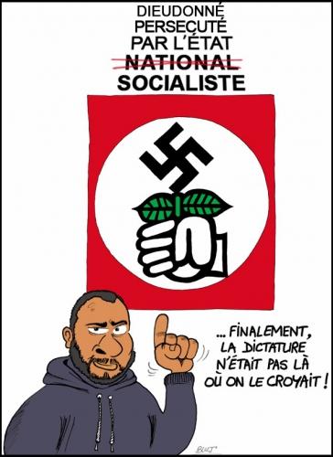 valls,nazi,liberté d'expression,dictature de gauche