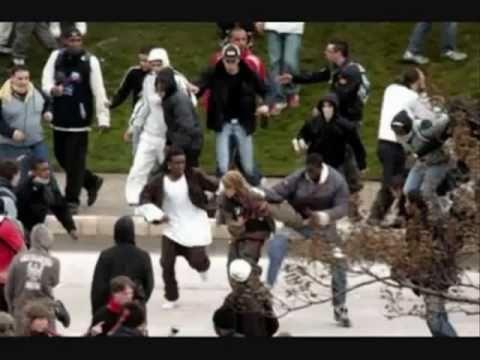 racisme anti blancs,immigrés,noirs,arabes,france,invasion,conflit,guerre civile