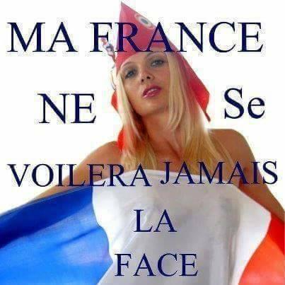 france,identité française,femmes,voile,islam,islamisation,résistance,remigration,désislamisation