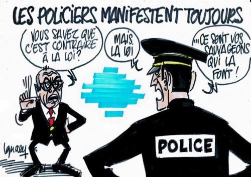 manif,police,dessin,cazeneuve,sauvageons,révolte