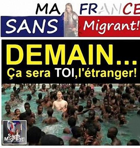 france,migrants,envahisseurs,noirs,africains,maghrébins,immigrés,invasion migratoire,identité,génocide,peuple