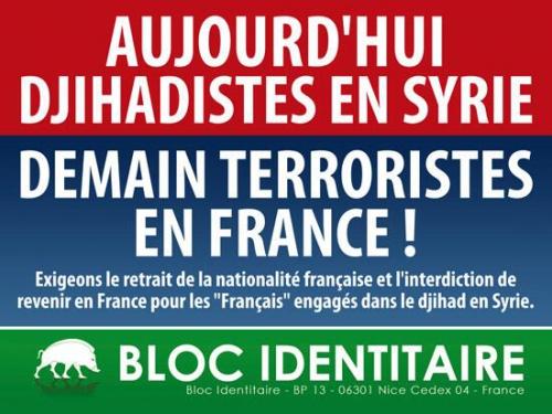 dhihadistes,immigrés,syrie,terroristes,france,laxisme,fichés S