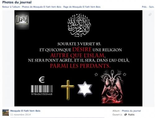 islam,guerre,chrétiens,france,mosquées,Sid Ahmed Ghlam,vert bois