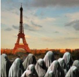 paris,voile,islam,musulmans,immigrés,identité,france