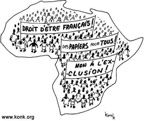 konk,afrique,dessin,francais,droit,identité,invasion,colonisation,immigration,france,remigration