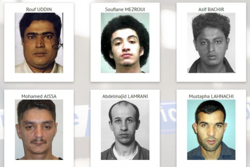 criminels,belgique,avis,recherche,étrangers,immigrés,ensauvagement,criminalité