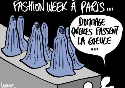 dessin,,burqa,voile,paris,immigration,islam,identité