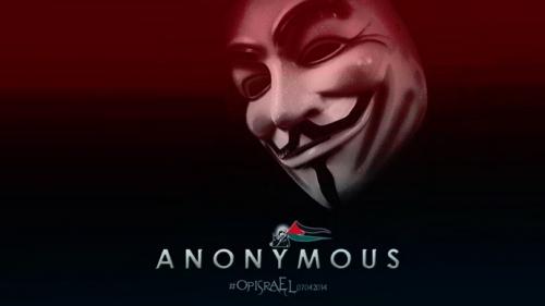 anonymous,israel,gaza,attaque,sites